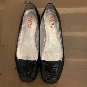Kors by Michael Kors Patent Leather flats